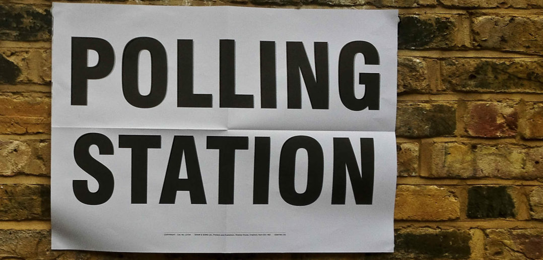 Polling/voting station
