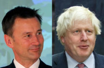 Jeremy Hunt / Boris Johnson