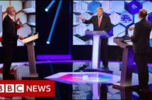 Boris Johnson vs Jeremy Corbyn final debate