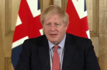 Boris Johnson speech on coronavirus
