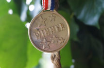 Winner gold medal