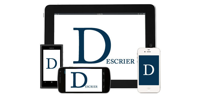 Descrier apps