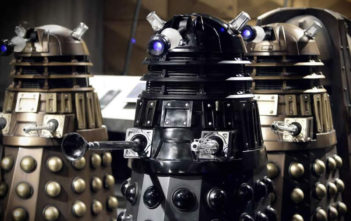 Daleks from Doctor Who
