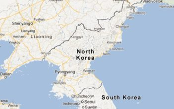 Google's crowdsourced map of North Korea