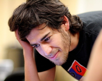 Digital rights campaigner Aaron Swartz