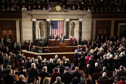 Obama delivers his State of the Union address