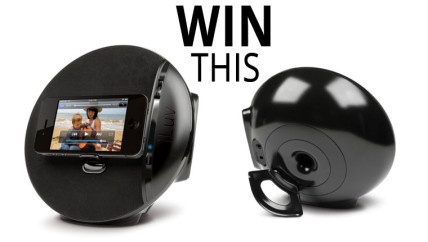 Win an iLuv iMM289 iPod Dock