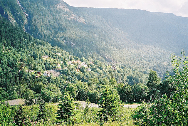 Rjukan, Norway