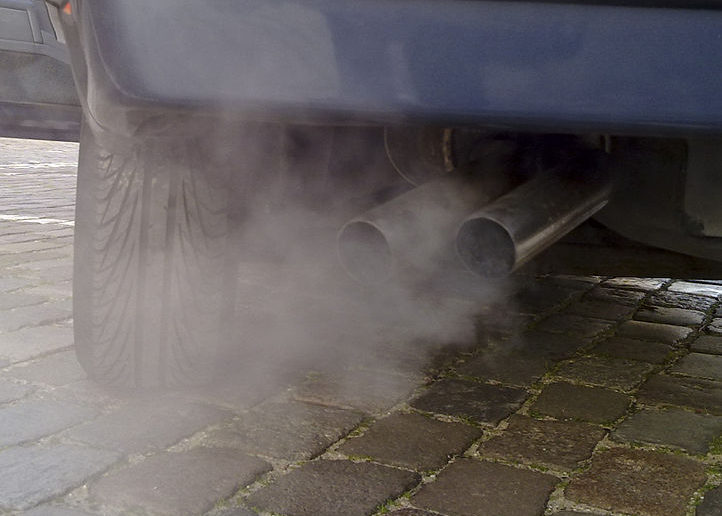 Car exhaust / pollution