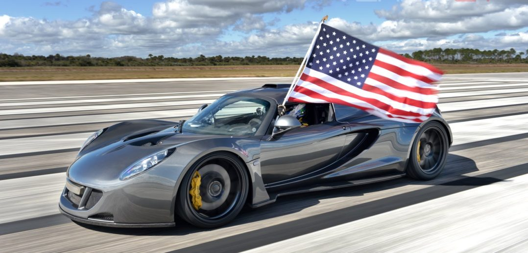 Hennessey Venom GT becomes world's fastest car