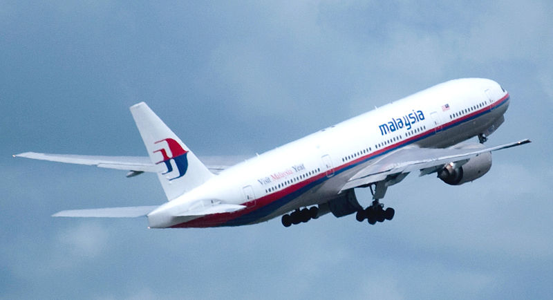 Malaysia Airlines' Boeing 777-200