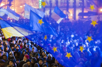 Ukraine: Euromaidan protests