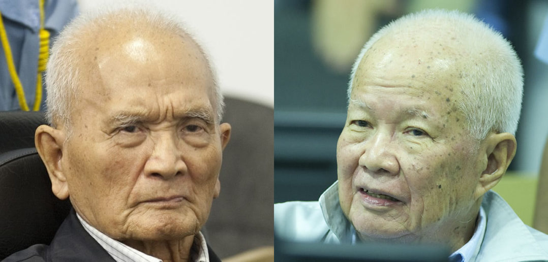 Khmer Rouge leaders found guilty