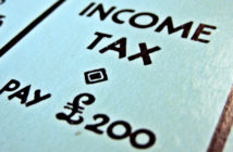 Monopoly income tax (HMRC)