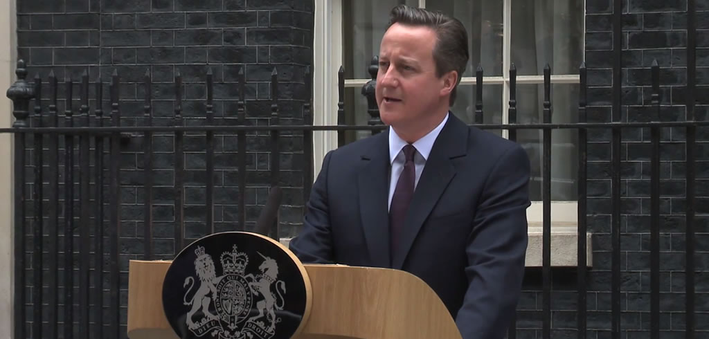 David Cameron forms Conservative government