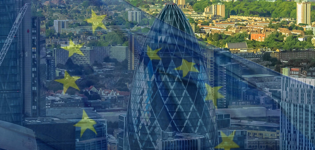 Brexit - London Gherkin
