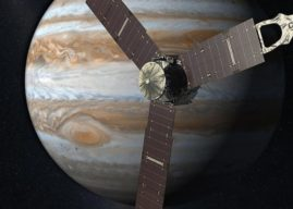 Nasa's Juno arrives at Jupiter