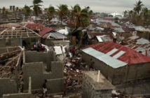 Hurricane Matthew hits Haiti