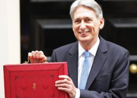Brexit budget: Hammond slashes UK growth forecast by a quarter