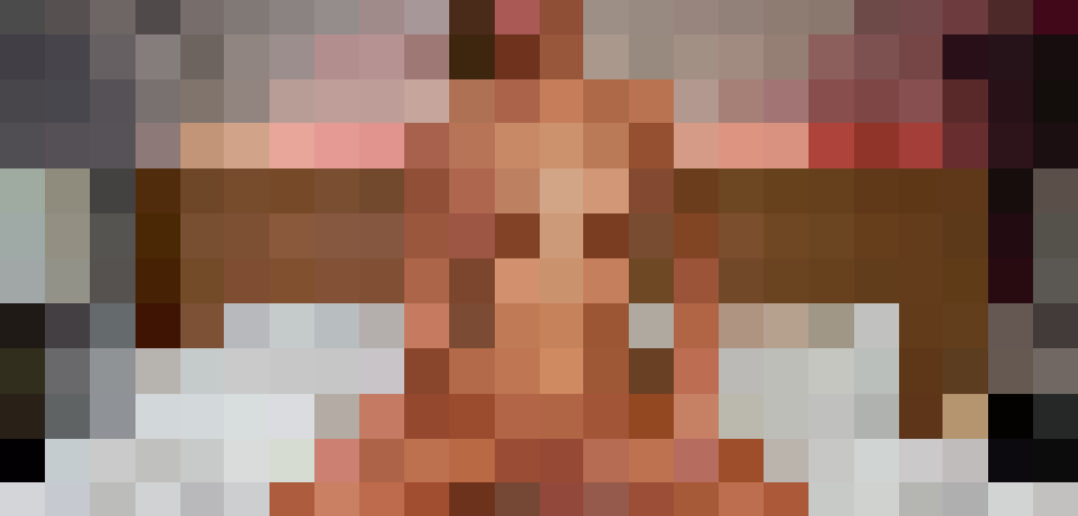 Pixelated pornography