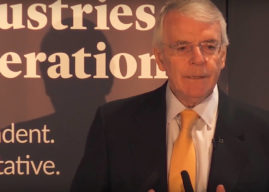 Brexit: John Major calls for Commons vote on second referendum
