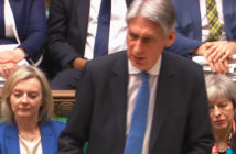 Hammond makes Spring Statement 2018