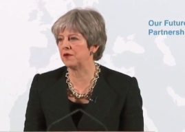 PM: 'Sovereignty means no divergence from EU on regulations after Brexit'