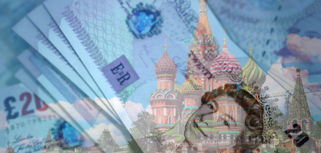 Russian money in UK