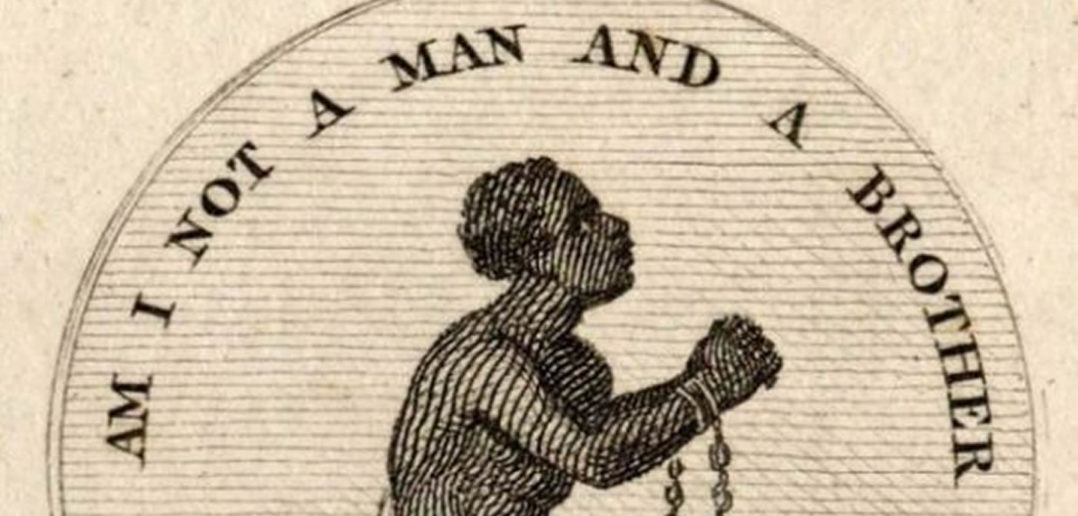 """Am I not a man and a brother?"" anti-slavery campaign"