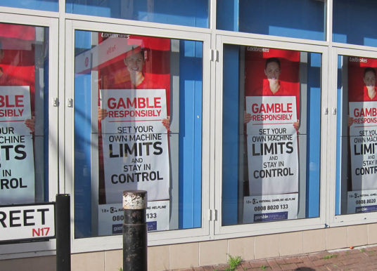 """""""Social blight"""" betting machine stakes cut to £2"""