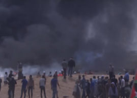 Gaza massacre: Dozens killed by Israeli troops in protests over US embassy in Jerusalem