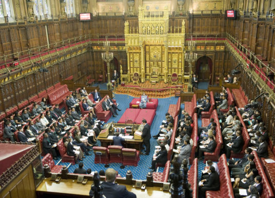 Brexit: Theresa May to pack House of Lords with 10 new Tory peers