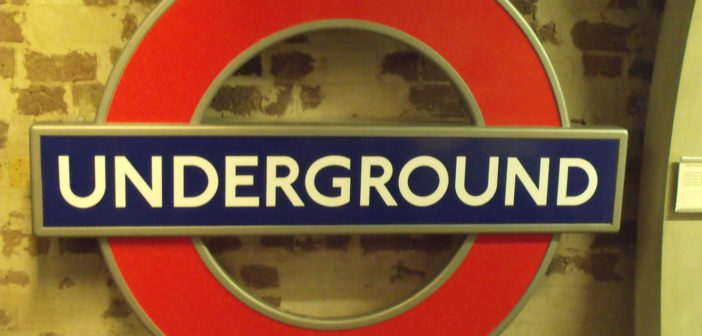 London Underground / Tube sign