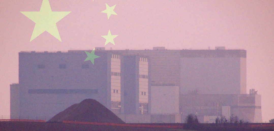 Hinkley Point power stations / China