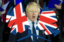 Boris Johnson splits Tory party