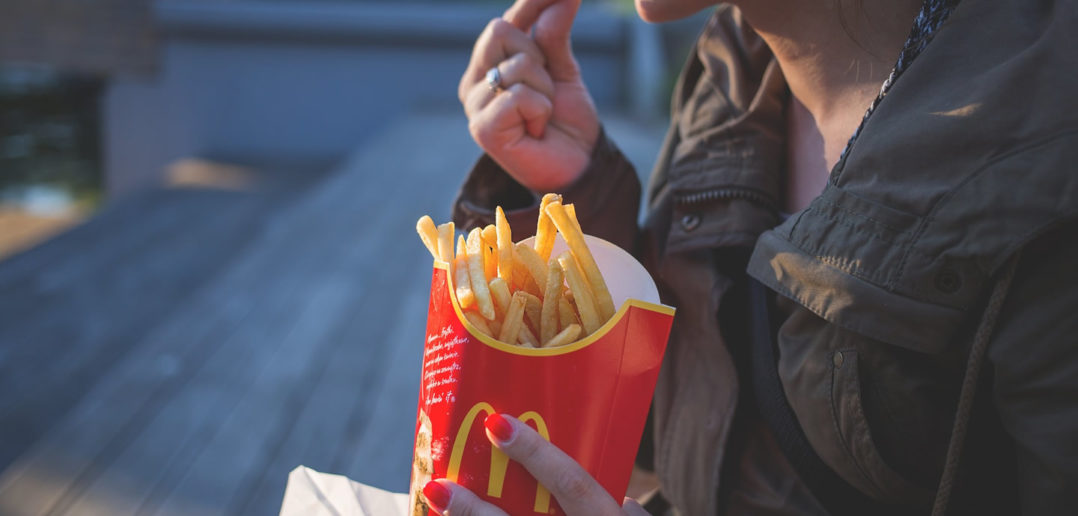 McDonalds' french fries