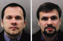 Skripal poisoning suspects Alexander Petrov and Ruslan Boshirov