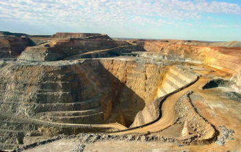Kalgoorlie gold mine