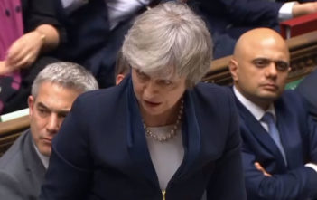 Theresa May's Brexit deal defeated