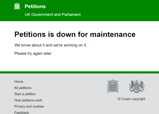 Brexit: More than three million people sign petition calling on government to revoke Article 50