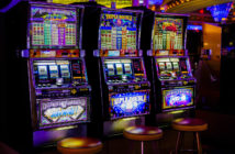 Casino arcade slot machines