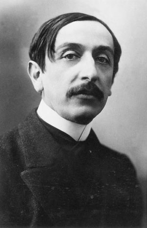 French nationalist Maurice Barrès