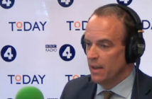 Dominic Raab lies on BBC Today programme