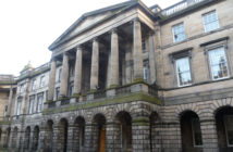 Law Courts, Edinburgh