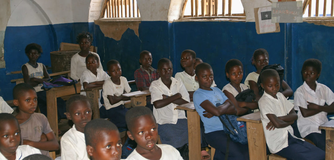 School in the DRC