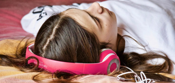 How music therapy can help anxious children