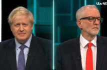 Boris Johnson vs Jeremy Corbyn ITV Debate