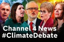 Channel 4 News Climate Debate