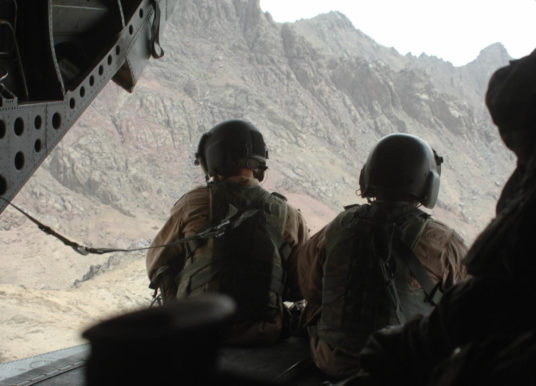 Calculating the costs of the Afghanistan War in lives, dollars andyears